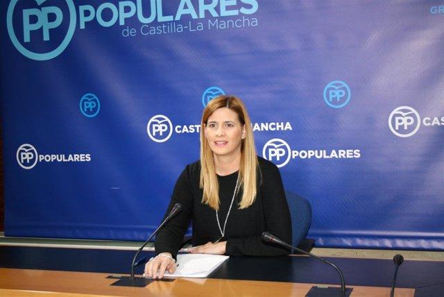 Pp Clm (Nota De Prensa Y Fotografía) Agudo Anuncia Que El Pp Va A Presentar Moci
