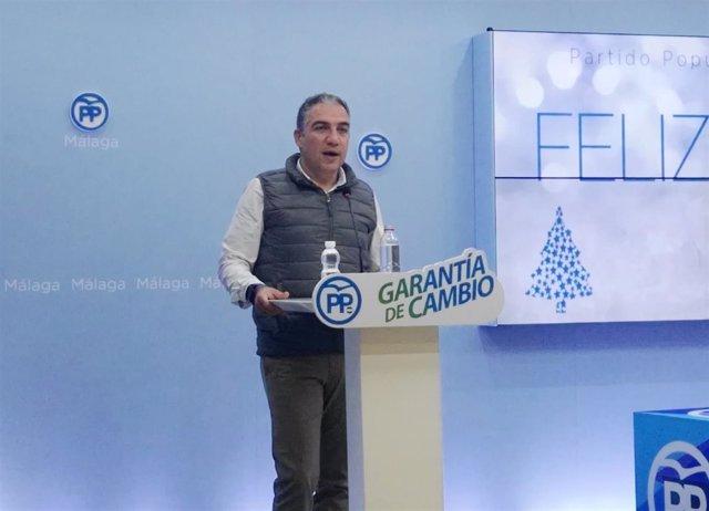 Elías Bendodo (PP)