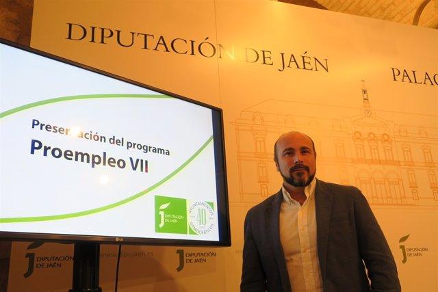 Presentación del programa Proempleo VII