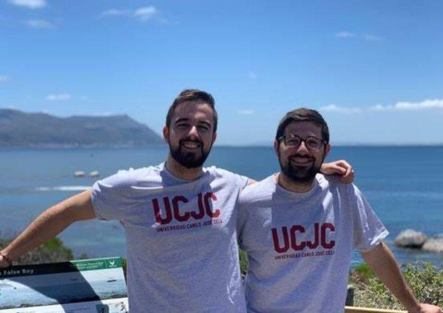 Los profesores de la UCJC Antonio Fabregat y Javier de la Puerta