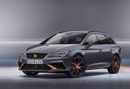 Seat abre los pedidos del León ST Cupra R, limitado a 300 unidades para España