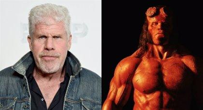 Ron Perlman 'trolea' al nuevo Hellboy