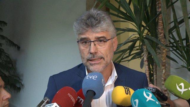Valentin García, en una imagen de archivo
