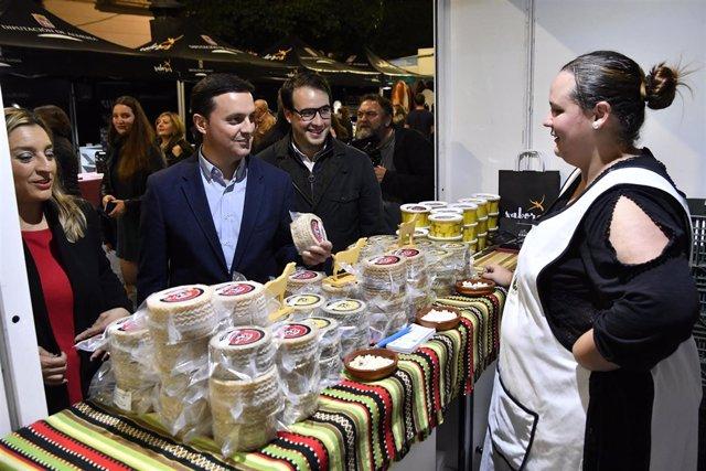 Una de las acciones promocionales de la marca 'Sabores Almería'