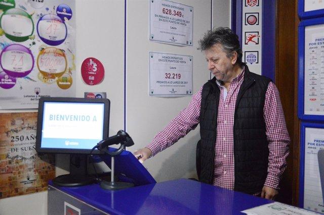 Nota De Prensa Ayuntamiento De Daimiel Premio Lotería