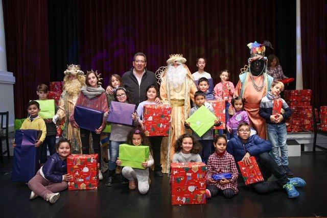 Fundación Cajasol clausura los 'Gozos de diciembre' con más de 300.000 visitas