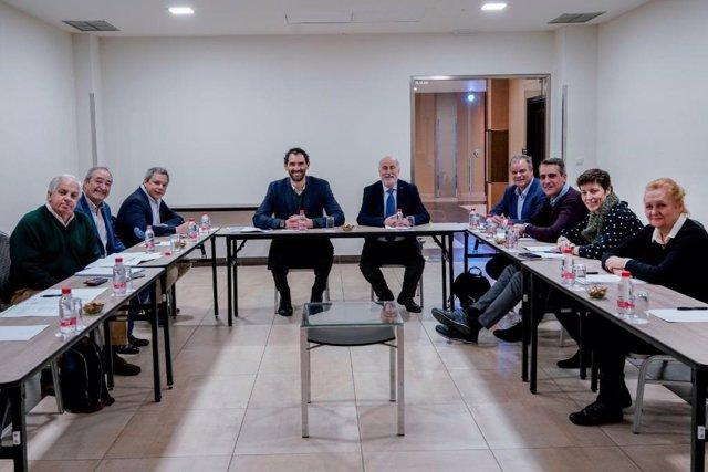 Federación Española de Baloncesto FEB Comisión Ejecutiva