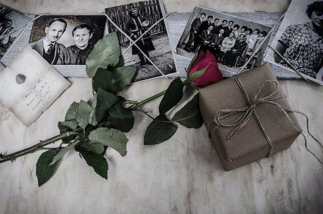 Ejemplo de regalos a personas con Alzhéimer