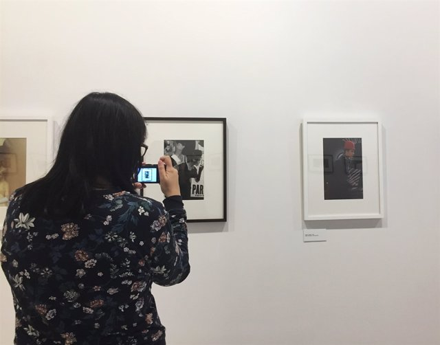 L'exposició 'Saul Leiter: In search of beauty' (arxiu)