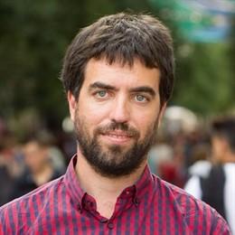 Hugo Martínez Abarca, diputado de Podemos en la Asamblea de Madrid