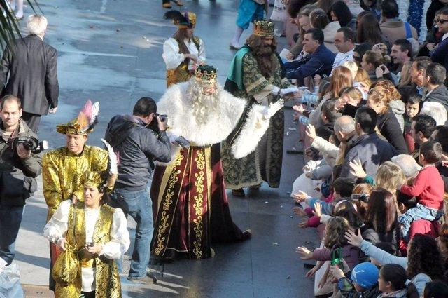 Cabalgata de los Reyes Magos de Cádiz