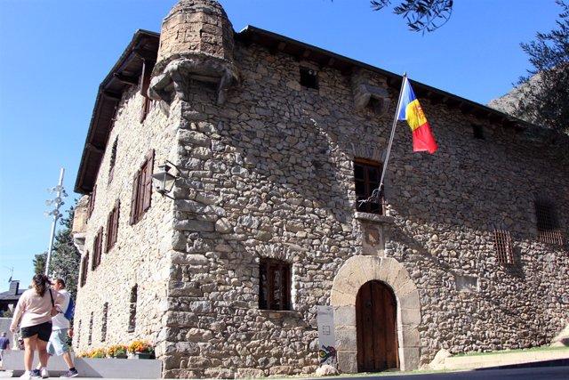Casa de la Vall (Andorra)