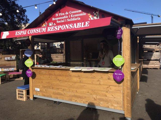 La Feria de Consumo Responsable de Barcelona abre este viernes