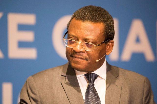 El primer ministro de Camerún, Joseph Dion Ngute