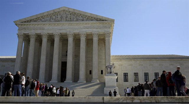 Tribunal Supremo de Estados Unidos