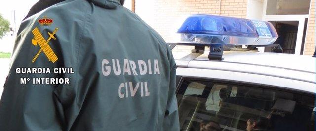 Imatge d'arxiu de la Gurdia Civil