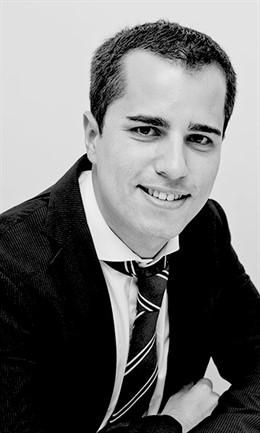 El periodista y locutor Gonzalo Estefanía