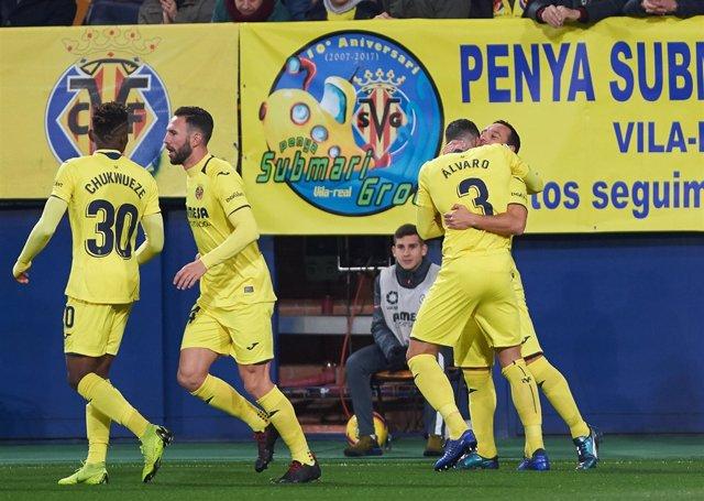 Soccer: Villarreal v Real Madrid - La Liga