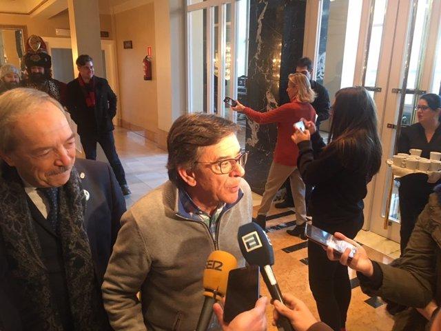 El edil de Cultura de Oviedo, Roberto Sánchez Ramos