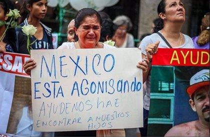 Más de 3.000 niñas han desaparecido en los últimos seis años en México