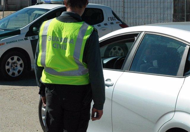Identificación vehículo y ocupantes