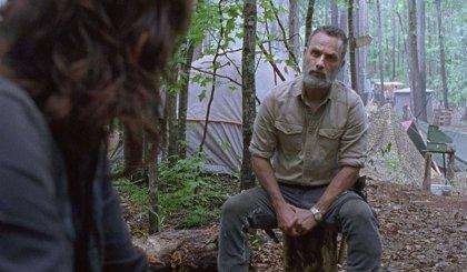 Fans de The Walking Dead, indignados con el agujero de guión en la despedida de Rick