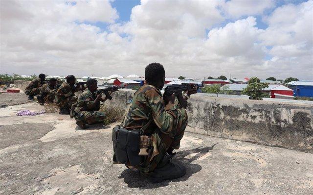 Fuerzas Armadas somalíes