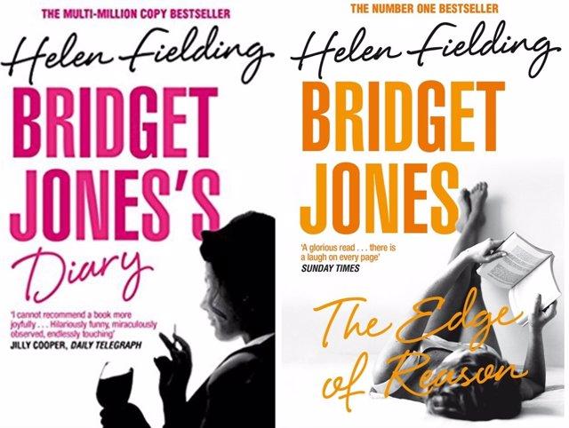 Portadas Bridget Jones