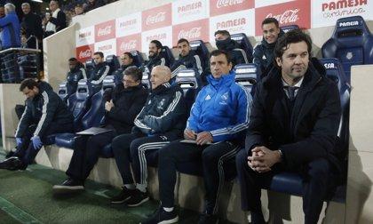 Solari se muestra contento con progresos del Real Madrid pese a ventaja del Barcelona en Liga