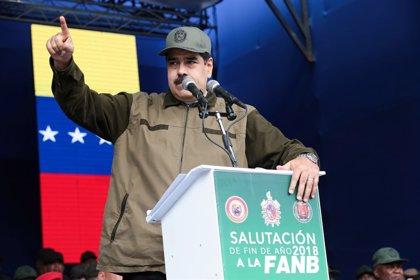 """El nuevo presidente del Congreso de Venezuela tacha a Maduro de """"usurpador"""" y anuncia que buscará elecciones libres"""