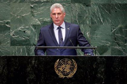 Díaz-Canel hace un llamamiento a los cubanos a aprobar la nueva Constitución
