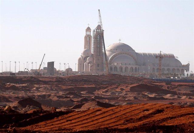 Iglesia copta de la Natividad de Cristo