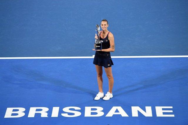 Brisbane International tennis tournament - Day 7