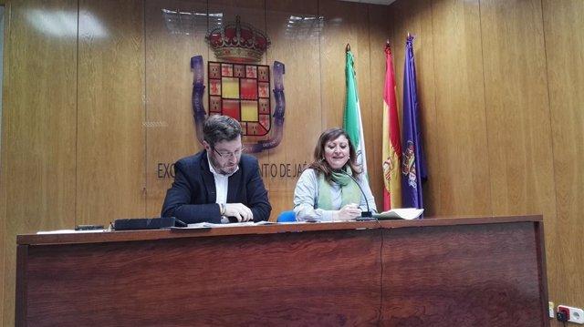 Miguel Contraras y Reyes Chamorro