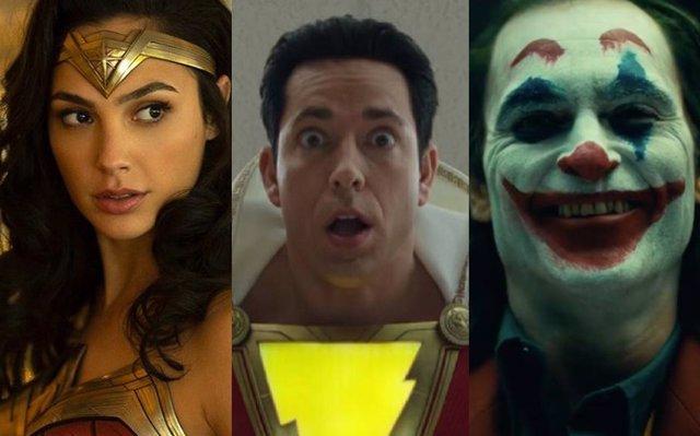 Tras Aquaman, todas las películas de DC para los próximos años
