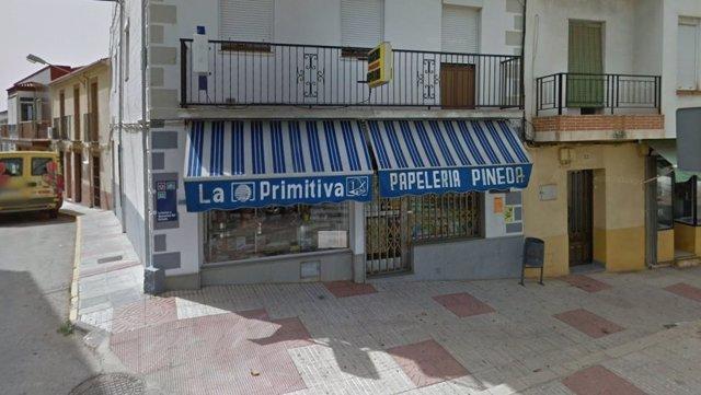 Papelería-Librería Pineda de Almadén