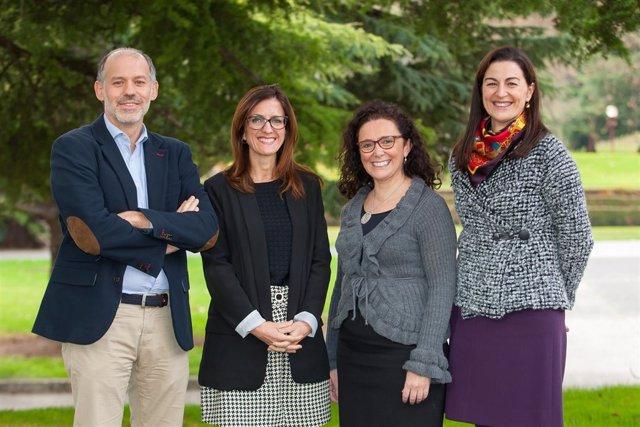 Investigadores de la Universidad de Navarraq que participan en el proyecto