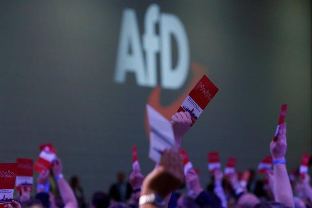 Congreso de Alternativa para Alemania (AfD)