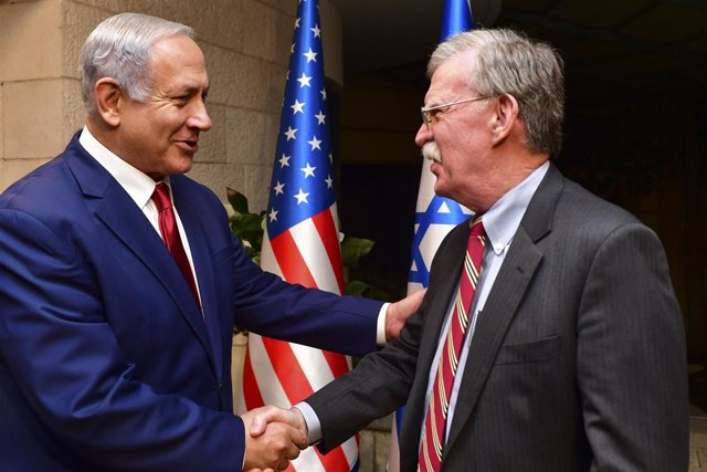 Netanyahu meets US National Security Advisor in Jerusalem