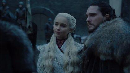 Primeras imágenes de la 8ª temporada de Juego de tronos: Sansa y Daenerys, una bienvenida más fría que el hielo
