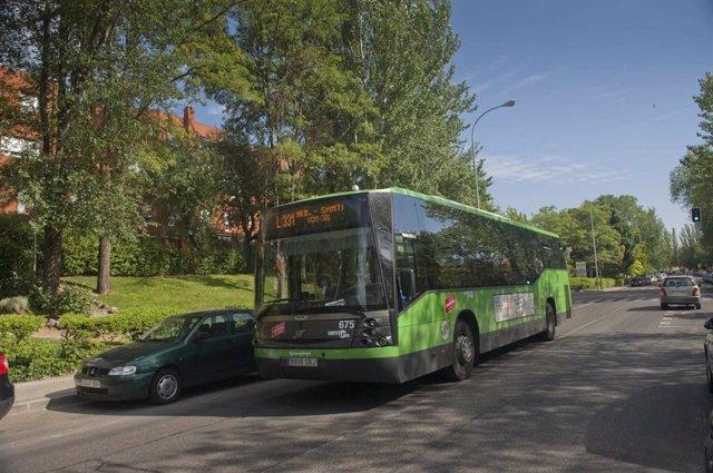 Autobús interubrano de Rivas