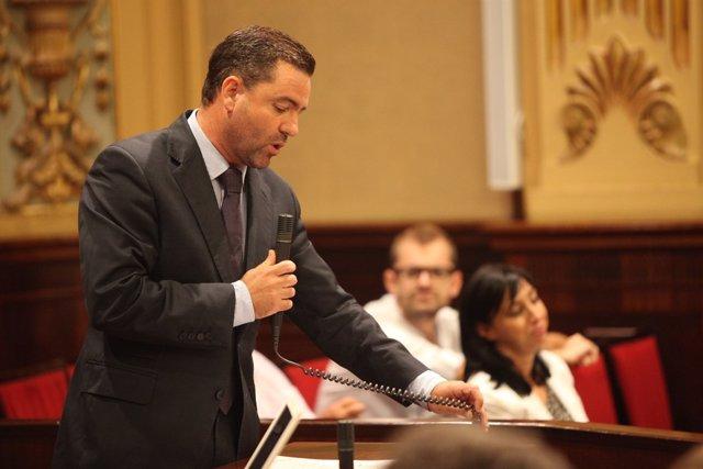 El diputat del PP Miquel Jerez