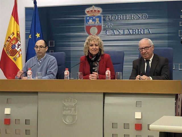 Rueda de prensa Eva Díaz Tezanos