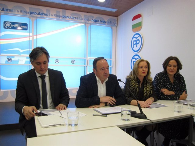 Balance grupo PP Senado con Sanz como portavoz