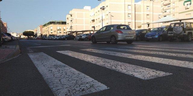 Calle Santiago de Almería