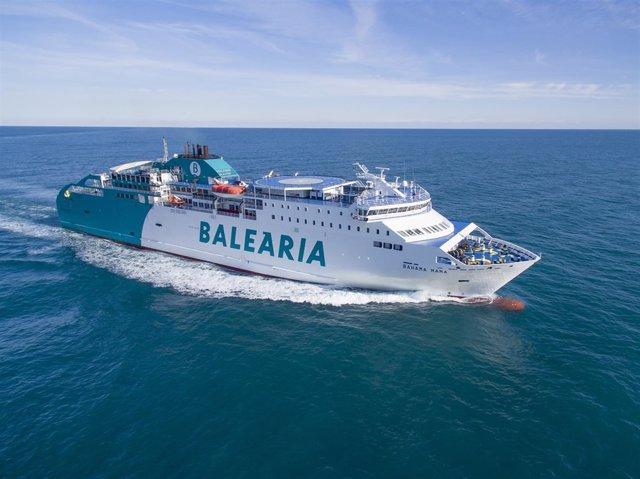 Ferry de Baleària
