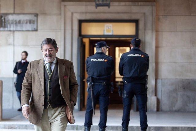 Guerrero acude al juicio de los EREl, que finalizó en diciembre
