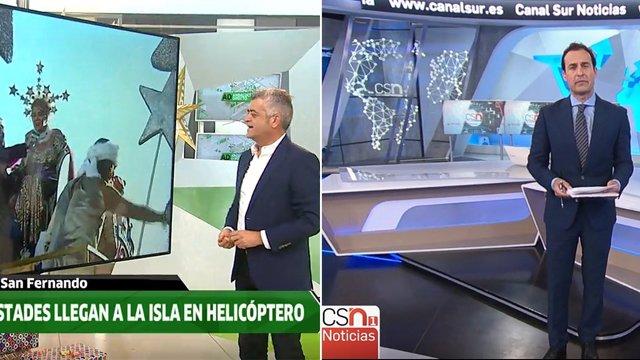 Audiencia de Canal Sur Televisión el primer fin de semana de 2019