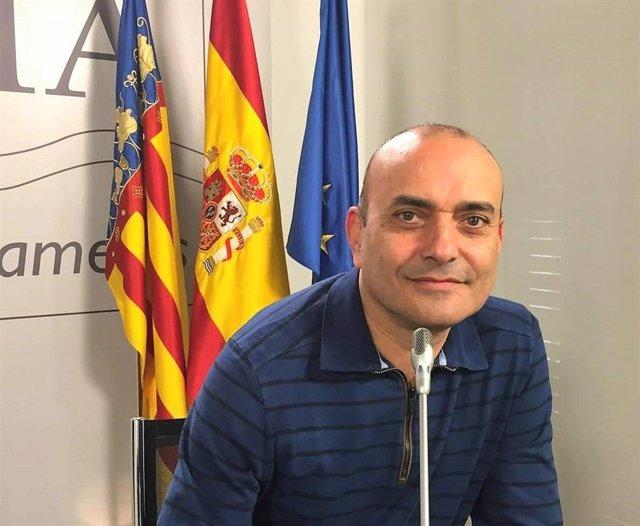 Pedro Gallén, concejal en Béetera