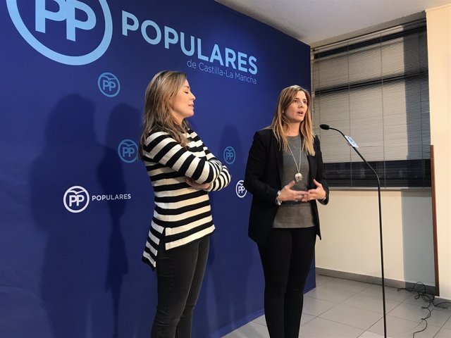 Carolina Agudo, secretaria general del PP